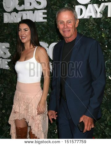 LOS ANGELES - OCT 10:  Jacqueline MacInnes Wood, Tristan Rogers at the CBS Daytime #1 for 30 Years Exhibit Reception at the Paley Center For Media on October 10, 2016 in Beverly Hills, CA