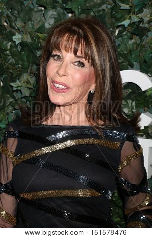 LOS ANGELES - OCT 10:  Kate Linder at the CBS Daytime #1 for 30 Years Exhibit Reception at the Paley Center For Media on October 10, 2016 in Beverly Hills, CA