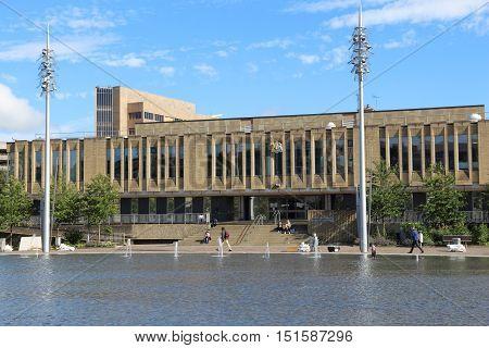 Bradford Court House