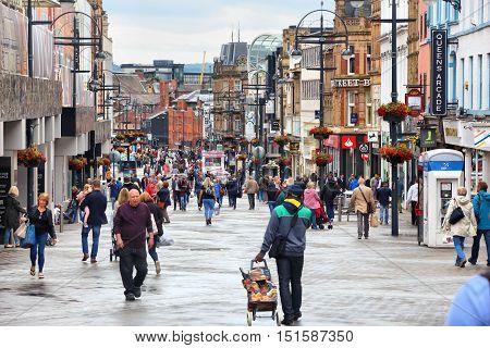 Leeds - Briggate