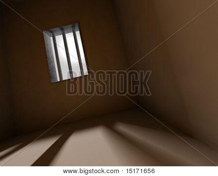 jail and window