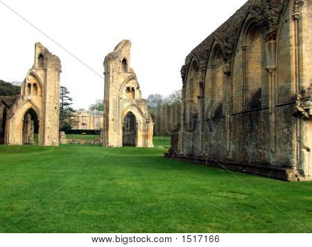 Glastonbury Abbey The Isle Of Avalon