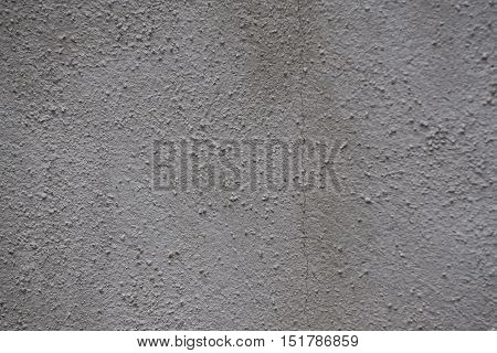 Artistic Backdrop : Stucco Wall of a retaining wall