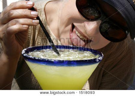 Women, Margarita Drink