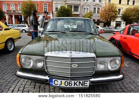 Mercedes Vintage Car From Germany