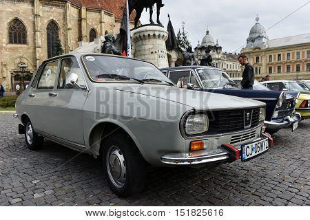 Romanian Dacia Vintage Car