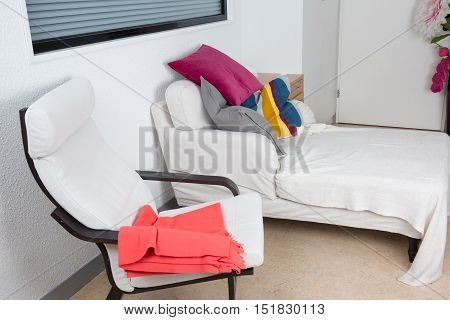 a Doctor's or therapist consulting room furniture