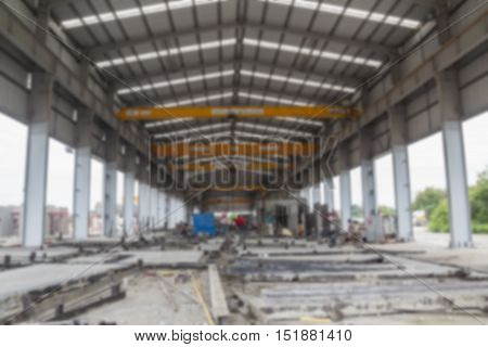 Defocus Factory Of Construction Supply