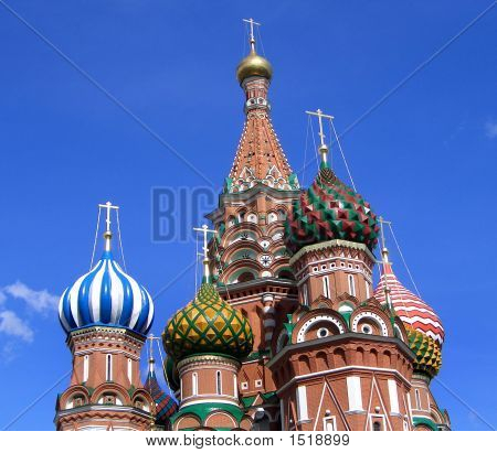 Vasily Blazhennogo'S Cathedral