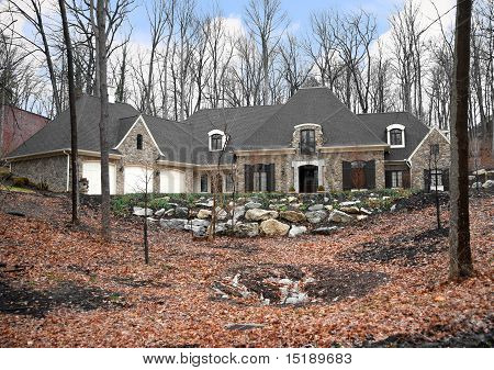 Secluded Rock Home