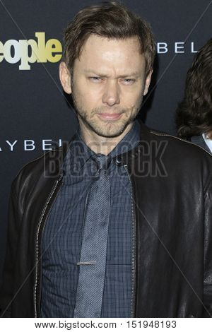 LOS ANGELES - OCT 13:  Jimmi Simpson at the People's One to Watch Party at the E.P. & L.P on October 13, 2016 in Los Angeles, CA