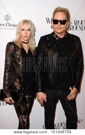 LOS ANGELES - OCT 13:  Guest, Matt Sorum at the What Goes Around Comes Around Boutique Grand Opening at the What Goes Around Comes Around Boutique on October 13, 2016 in Beverly Hills, CA