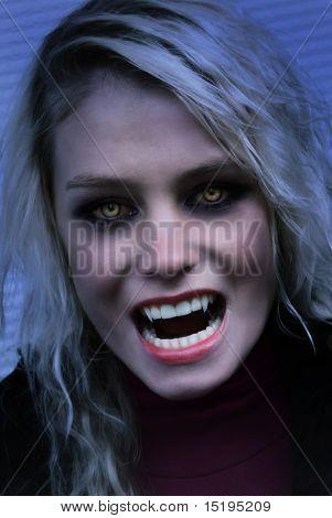 Hungry Vampire