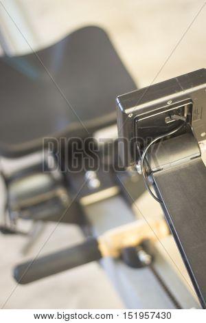 Gym Exercise Rowing Machine