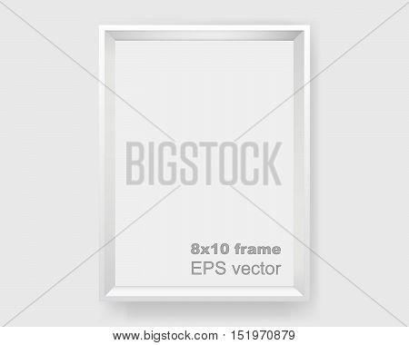 Vertical Mock-up Frame