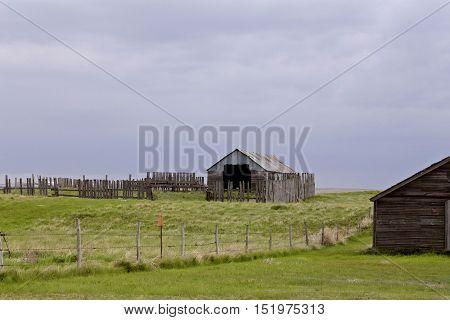 Saskatchewan Farm Buildings