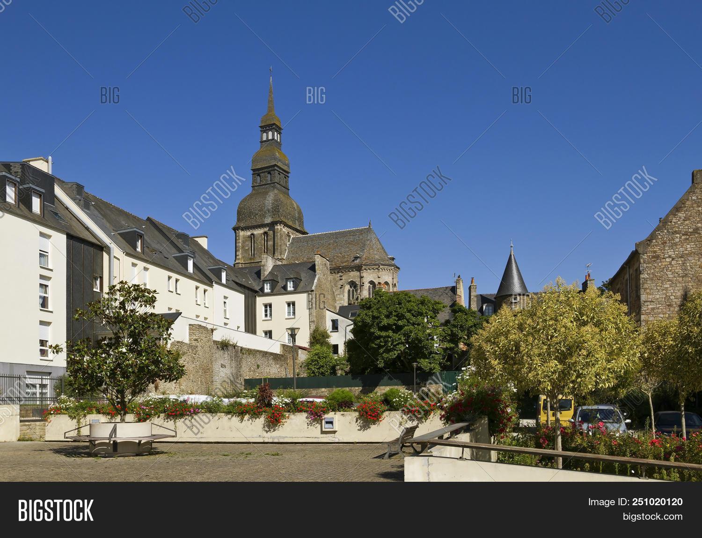 Dinan France Image Photo Free Trial Bigstock