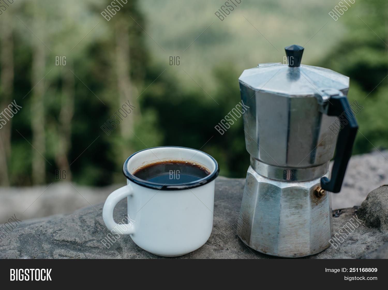 Coffee Outdoors Image Photo Free