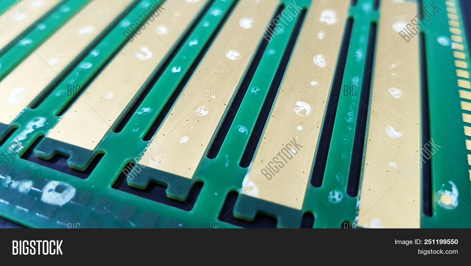 White Residue On Print Image Photo Free Trial Bigstock In Several Locations This Printed Circuit Board Pcb Stock Boardpcbpcb Defect
