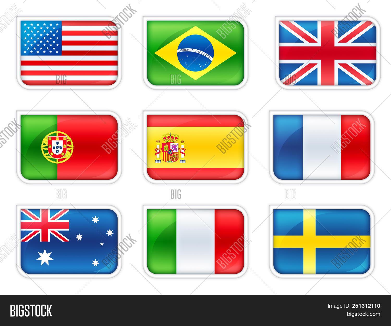 imagenes banderas de todos los paises del mundo