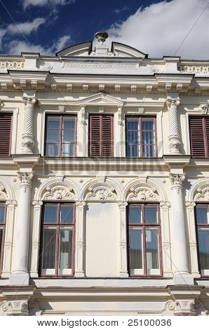 Windows in historic buildings
