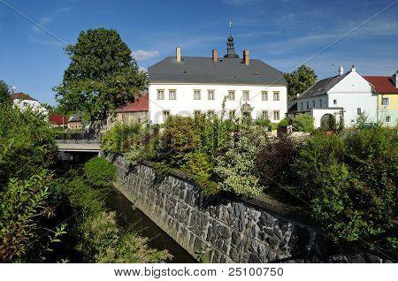 Parish Office in Svitavy