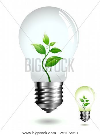 green light - eco concept (two color versions)