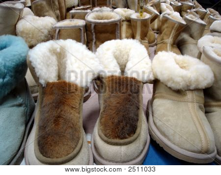 Ugg Boots At Market