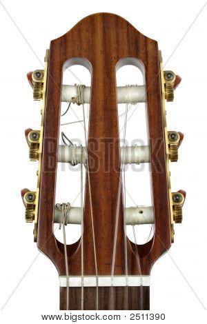 Guitar Pegbox