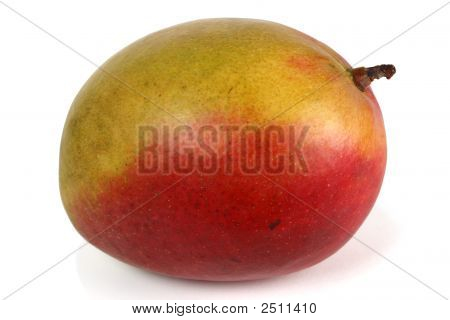 Mango (With Clipping Path)