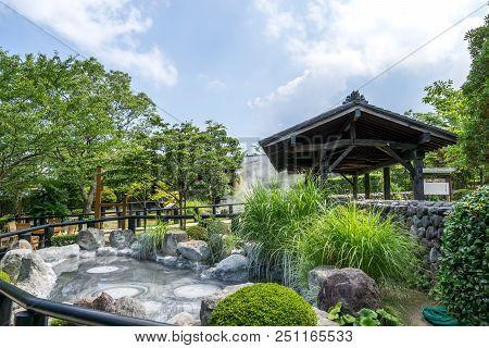 Oniishi Bozu Jigoku In Beppu