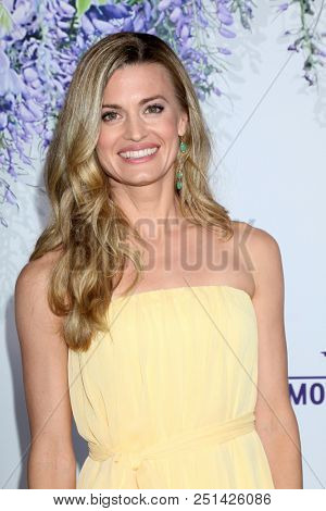 LOS ANGELES - JUL 26:  Brooke D'Orsay at the Hallmark TCA Summer 2018 Party on the Private Estate on July 26, 2018 in Beverly Hills, CA
