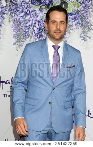 LOS ANGELES - JUL 26:  Niall Matter at the Hallmark TCA Summer 2018 Party on the Private Estate on July 26, 2018 in Beverly Hills, CA