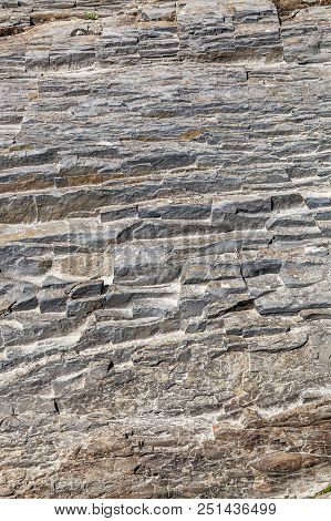 Textures, Reliefs And Structure On The Stone. Photo Shows A Stone Texture. The Texture Of The Stone,