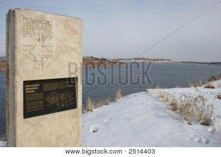 Dominguex Y Escalante Expdedition 1776 Monument Utah