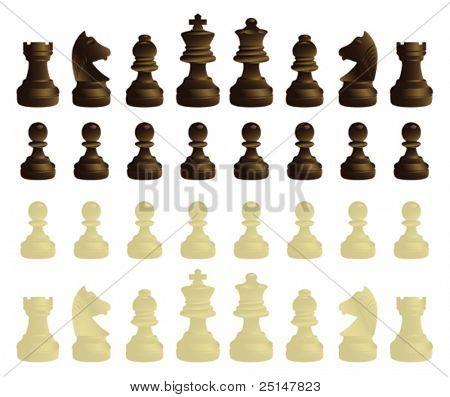 chessmen complete set