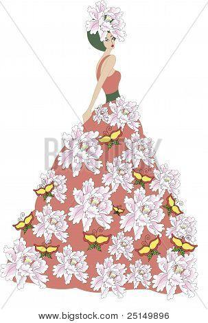 The Flower Dress