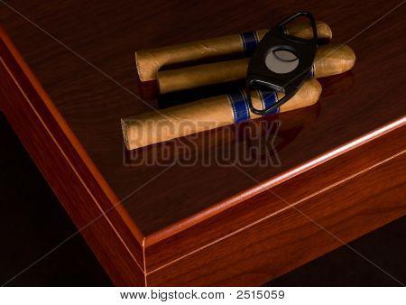 Cigars...Waiting