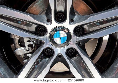 Bmw Aluminium Wheel