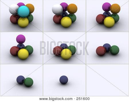 Spheres In Colors