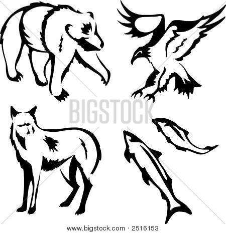 Animals_Bw