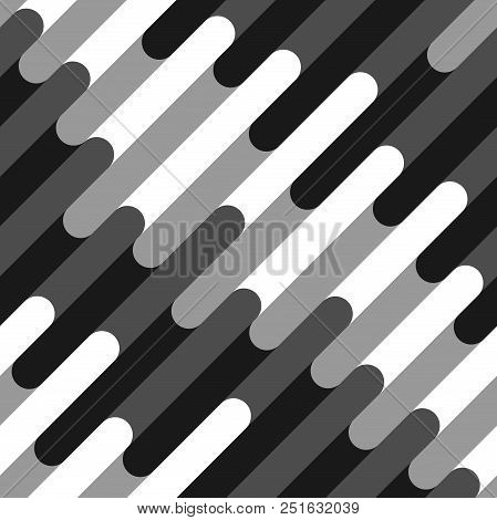 Seamless Pattern Of Beautiful Color Lines. Stripe Pattern. Print Pattern. New Pattern Design.  Geome