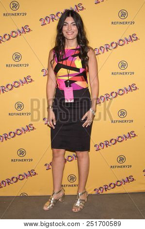 CHICAGO - JUL 25: Ashley Myles attends Refinery29's
