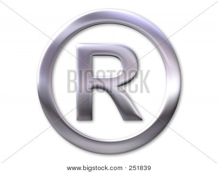 Registered Trade Mark Symbol
