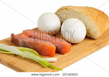 Light breakfast
