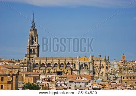 Catedral Primada Santa María de Toledo