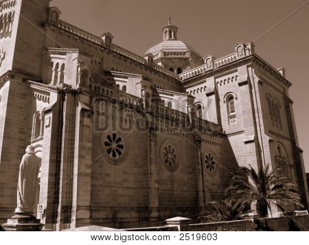 Yet Another Church In Gozo