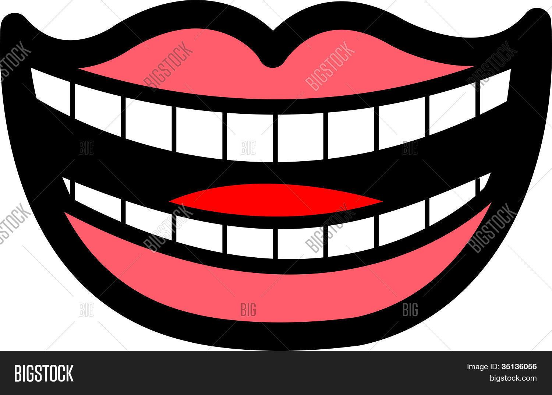 mouth smile teeth clip art vector photo bigstock rh bigstockphoto com clip art tooth fairy clip art tooth fairy