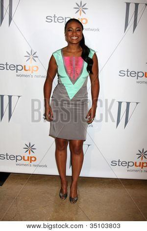 LOS ANGELES - JUN 10:  Tatyana Ali arriving at the 8th Annual Inspiration Awards Benefiting Step-up Women's Network at Beverly Hilton Hotel on June 10, 2011 in Beverly Hills, CA