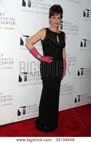 LOS ANGELES - JAN 29:  Jane Kaczmarek arrives at the Valley Performing Arts Center Opening Gala at California State University, Northridge on January 29, 2011 in Northridge, CA